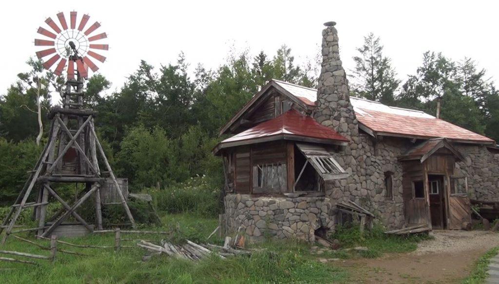 富良野 麓郷 五郎の家