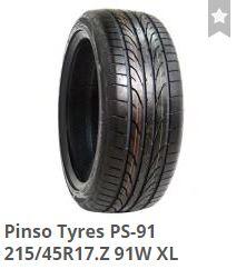 激安輸入タイヤ インドネシア産ピンソタイヤ 買ってみた