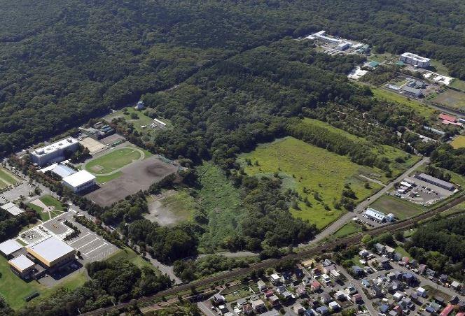 ついに決定!日ハム新球場の建設候補地 北広島市!